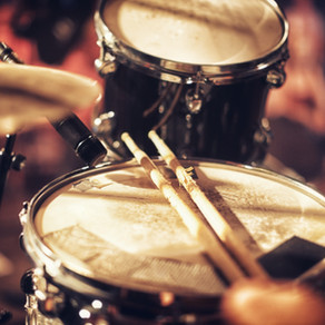 Each genre will have its own set of drum grooves...
