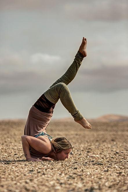 Caroline Pajewski @ Recline Yoga Studio