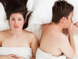 L'usure et la frustration sexuelle dans le couple