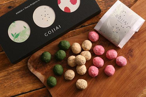 10月1日発売予定!カラダにやさしいクッキー GOJIAI