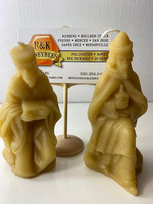 Wiseman Kneeling Duo, # 139