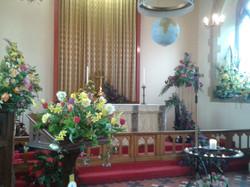 St Cross Altar