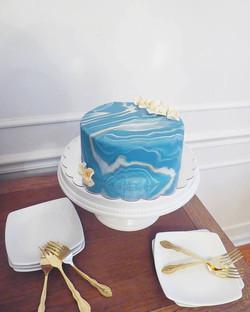 Marbled Cake