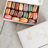 Mixed Box of Macarons