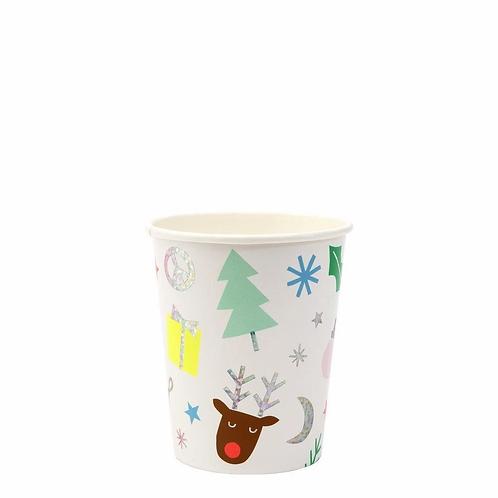 Reindeer Cups