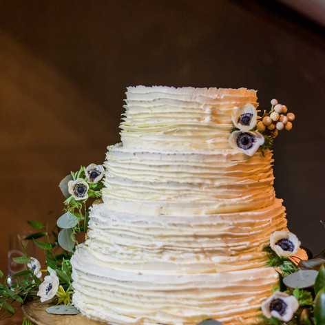 Layered Buttercream Cake