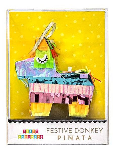Donkey Mini Piñata