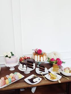 Cake Setup 6