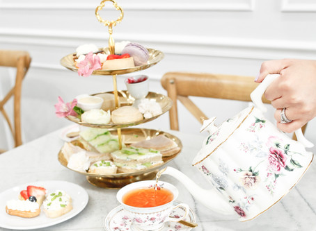 Afternoon Tea Now Available at 17 Berkshire