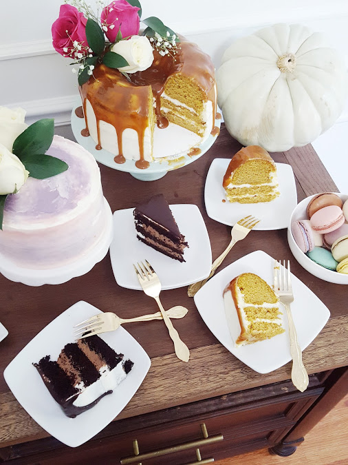 Cake Setup 5