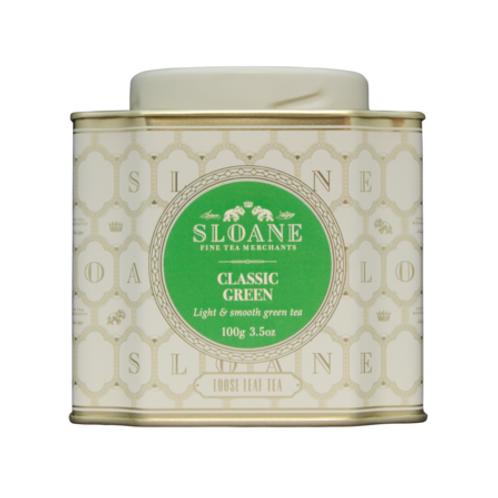 Classic Green | Sloane Fine Tea Merchants