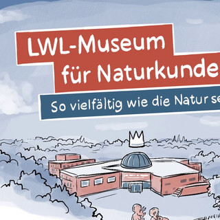MindMap-Movie | LWL-Museum für Naturkunde - So vielfältig wie die Natur selbst