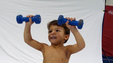 The World's Strongest Toddler