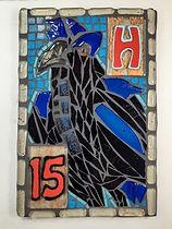 15_18 Dapper Raven [in memory of Buzz Ri