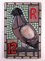 12_18 Pigeon [ode to the pigeon named Fo