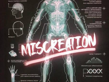 Miscreation (Written By Mark Aaron Donnell)