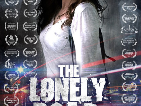 The Lonely Road (Directed By Darren Hawkins)