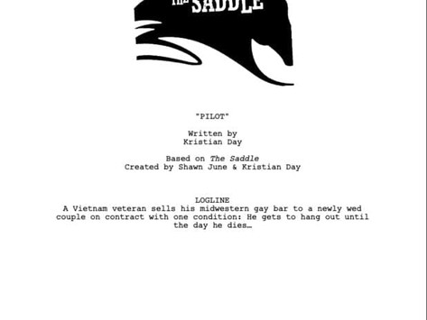 The Saddle (Written By Kristian Day, Shawn June)