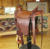 Completed Saddle