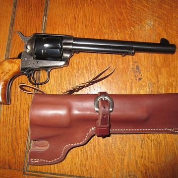 Long Colt Holster