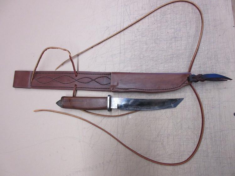 Thigh Knife Sheath #1