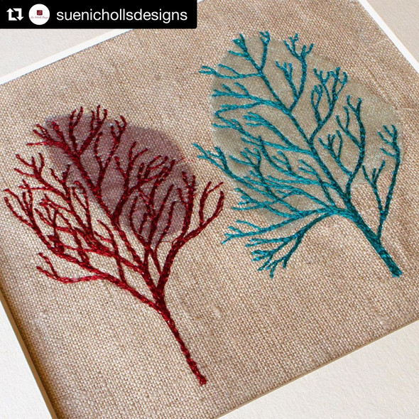 #SeptTextileLove Day 30: Favourite post by a participant, chosen by @suechristianweaver
