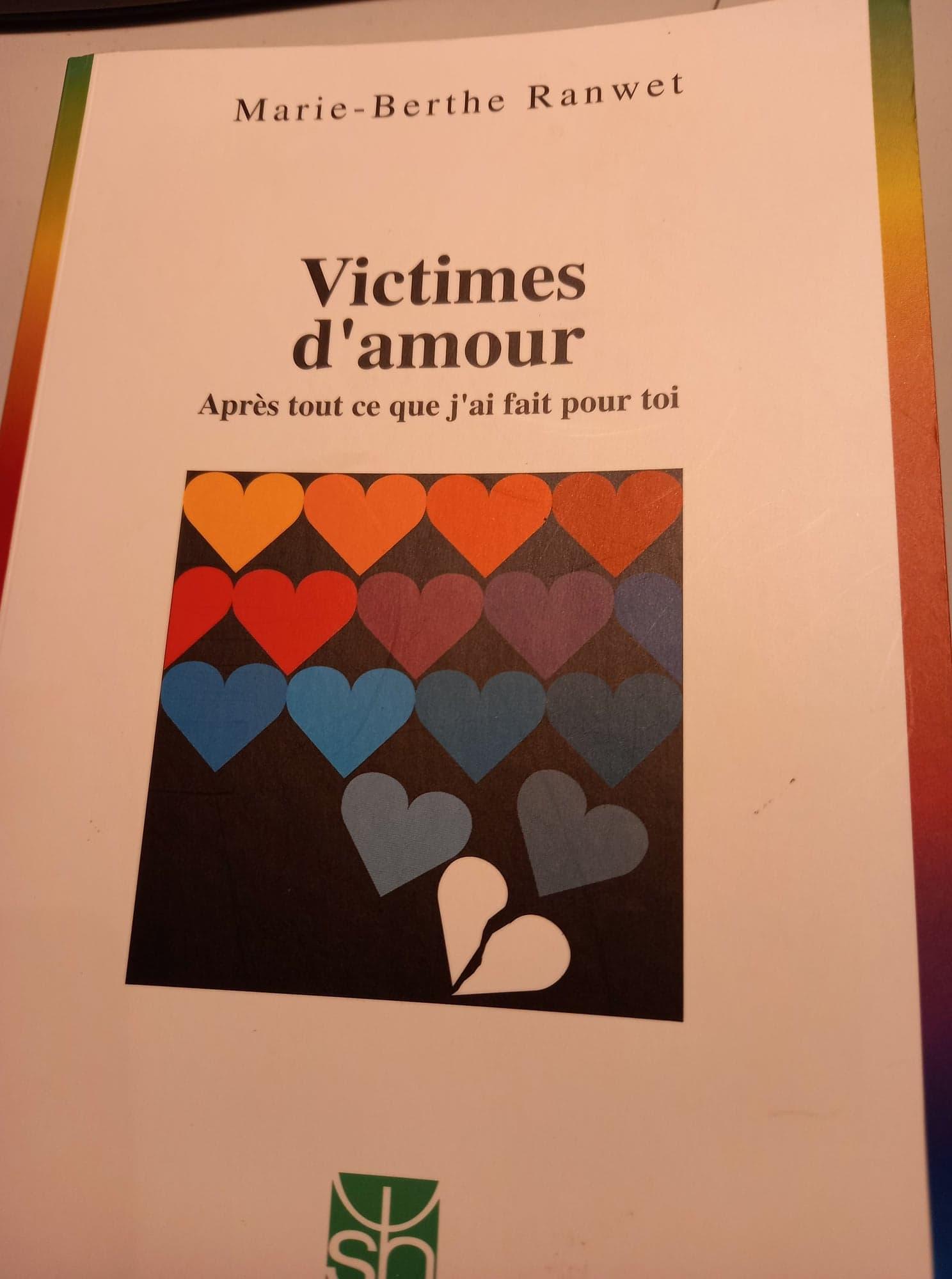 Victime d'amour