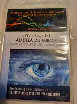 DVD Sylvie Ouellet