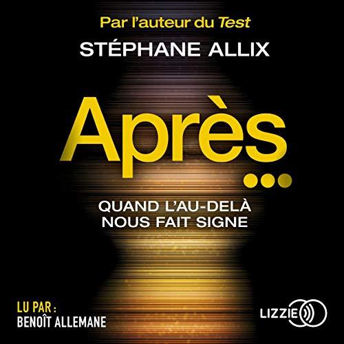 Stéphane Allix. Après