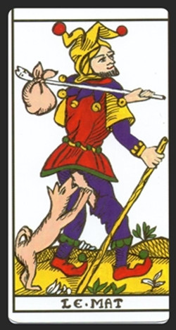 Cartes de tarot de Carrolle Isabel