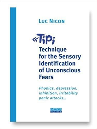 Luc Nicon. Tipi (en français)
