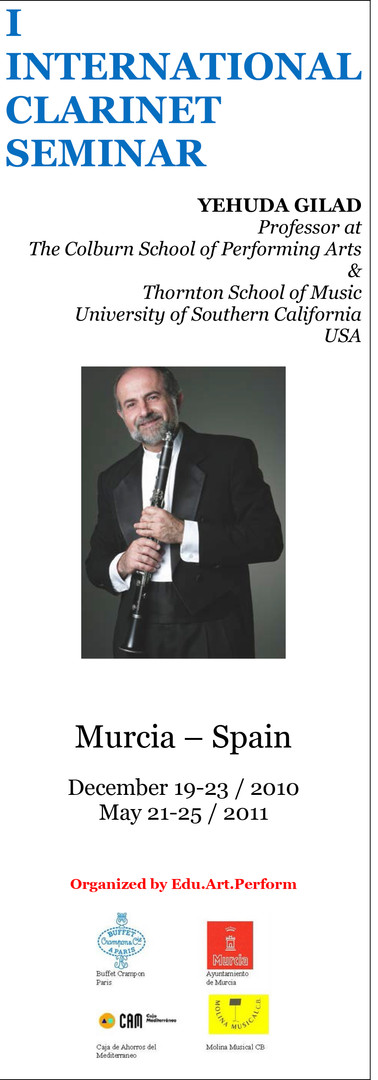 I INTERNATIONAL CLARINET SEMINAR FLYER.j