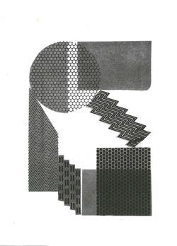 envelop pattern 2 collage