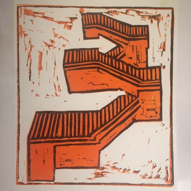 Fire escape Lino