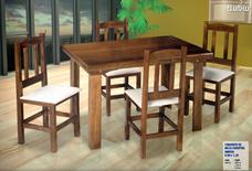 Mesa Thaisa 4 cadeiras