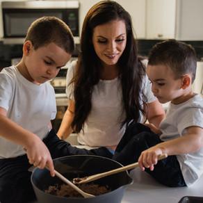 Shanon's Family Baking Moments