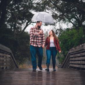 Lauren & Ben Engagement shoot @ tree Tops Park - Davie, FL | 12.19.19