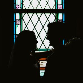 Alyssa + Kenny's Vintage Chapel Wedding | 5.24.2020