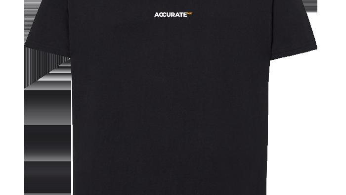 Accurate Bali Black T-shirt