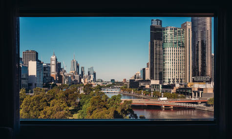 Window view - Lecia Q