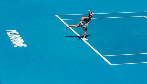 Australian Open - Lecia Q