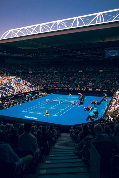 Australian Open Lecia Q