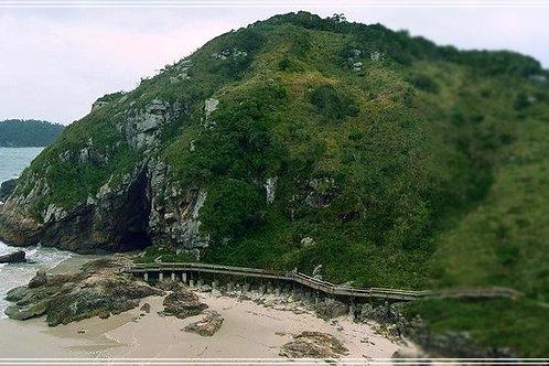 Passeio De Lancha (Ilha do Mel -Encantadas)