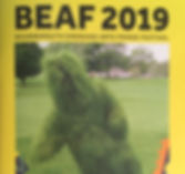 BEAF 2019, brochure title page