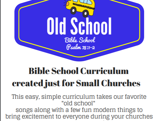 Salty, Sweet Summer Bible School Study For Your Church
