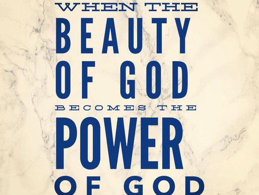 When Beauty becomes Power
