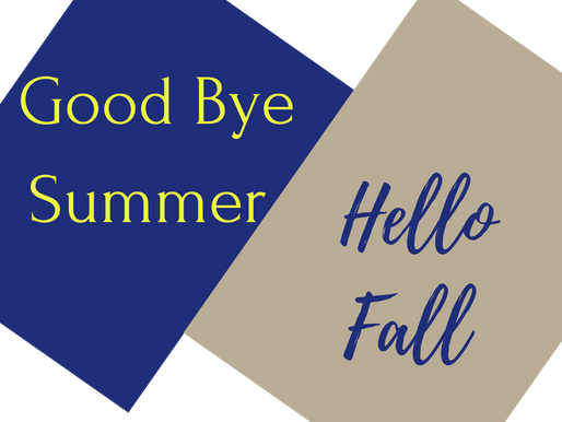 Summer Reads to Falling Grace