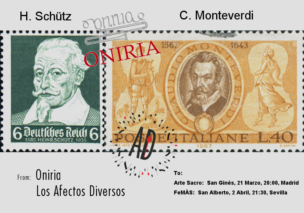 Monteverdi & Schütz