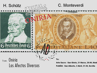 Schütz & Monteverdi