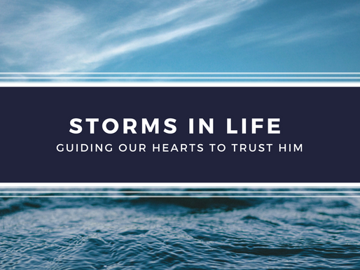 Storms That Bring Trust
